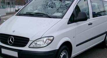 Mercedes Vito 109 CDI Extralang, 8 сидений