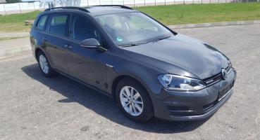 Volkswagen Golf VII 1.6 TDI DPF Trendline BlueMotion