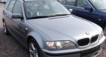 BMW 330i SMG Sportline